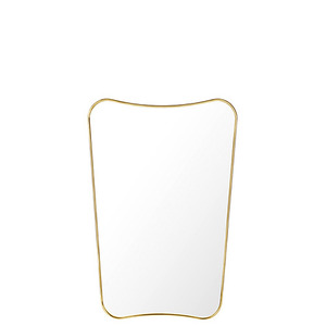 F.A. 33 RECTANGULAR WALL MIRROR (80X54)