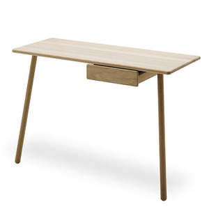 GEORG DESK (+DRAWER) - OAK