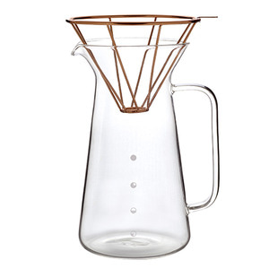 COFFEE CARAFE SET 600ML