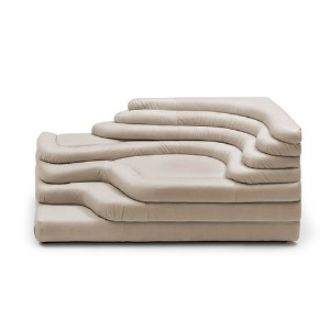 DS-1025 SOFA TERRAZZA RIGHT - 59 SABBIA