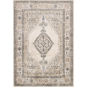 [IN STOCK 5%DC] TEAGAN TEA 02 - OATMEAL / IVORY (102 x 170)