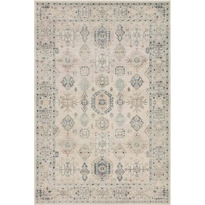 [IN STOCK 5%DC] HATHAWAY HTH-04 BEIGE / MULTI (107 X 168)