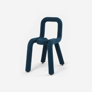 MOUSTACHE BOLD CHAIR - DUCK BLUE