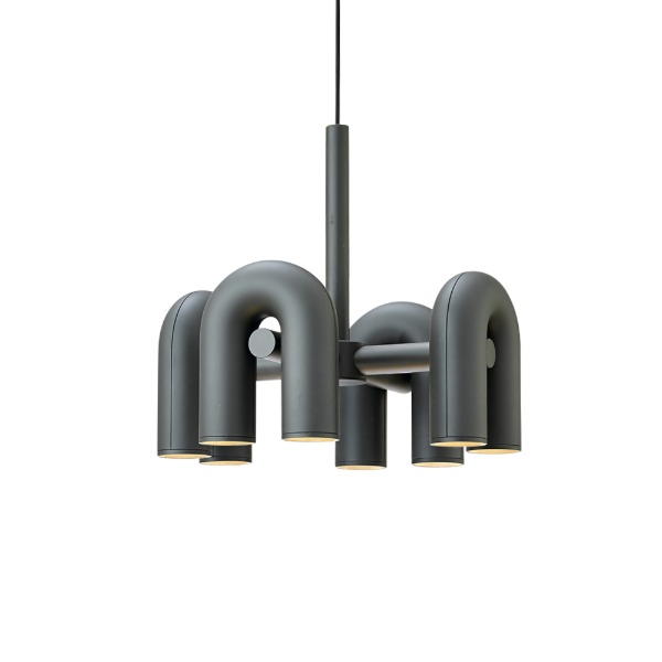 CIRKUS CHANDELIER SMALL - CHACOAL