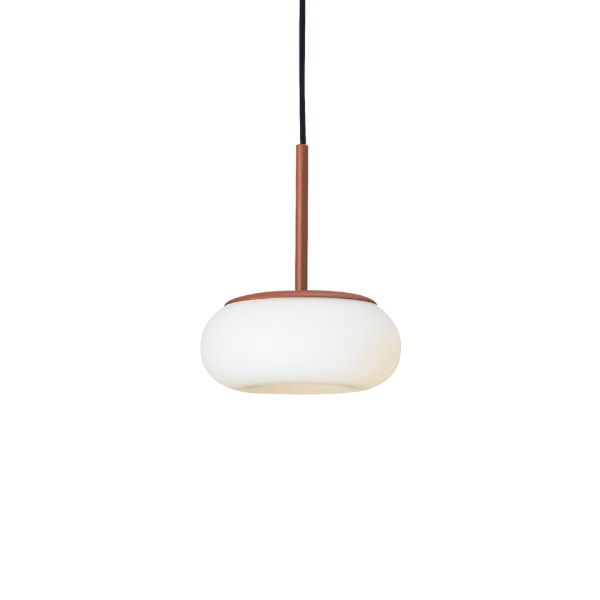 MOZZI PENDANT LAMP SMALL - TERRACOTTA