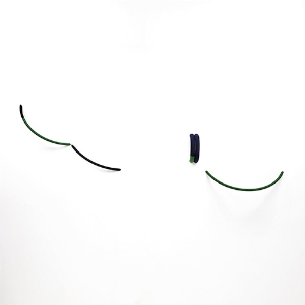 YOON JUNGHEE - NO.8 / TENSION GREEN 94-91-68-NAVY30