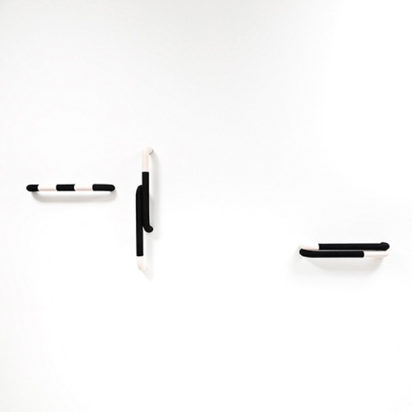 YOON JUNGHEE - NO.7 / TENSION BLACK & POWDER 50 (STRAIGHT)