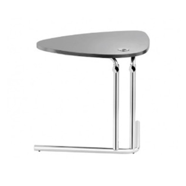 K22L MOBILE TABLE - TAUPE GREY