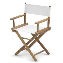 DIRECTOR'S CHAIR - TEAK / CANVAS