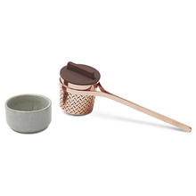 TEA INFUSER - COPPER