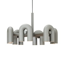 CIRKUS CHANDELIER LARGE - GREY