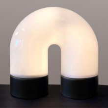 SOUL MATE TABLE LAMP - BLACK