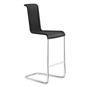 B30 BAR CHAIR WITHOUT ARMRESTS - BLACK (디스플레이제품)
