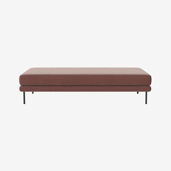 JEROME DAYBED - RITZ / LIGHT ROSA