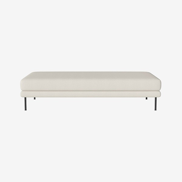 JEROME DAYBED - ASCOT / IVORY