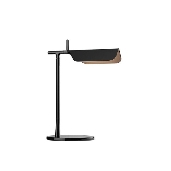 TAB TABLE LAMP - BLACK