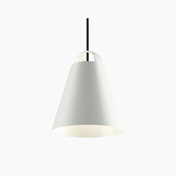 ABOVE PENDANT LAMP - WHITE (4 size)
