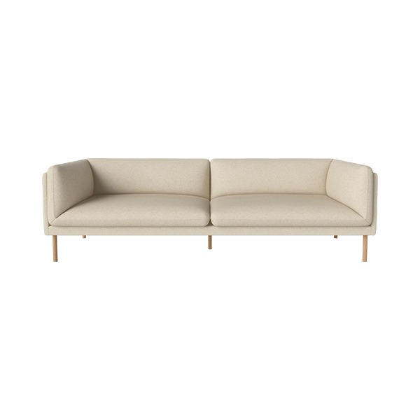 PASTE 3 SEATER SOFA SIRA - BEIGE