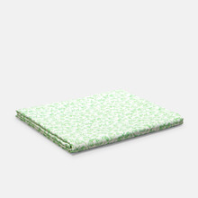 AIRY GARDEN BLANKET - LIGHT GREEN