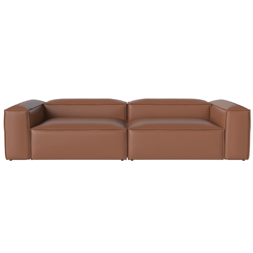 COSIMA 2 UNITS BIG CORNER QUATTRO TRACEABLE - COGNAC (재고문의)