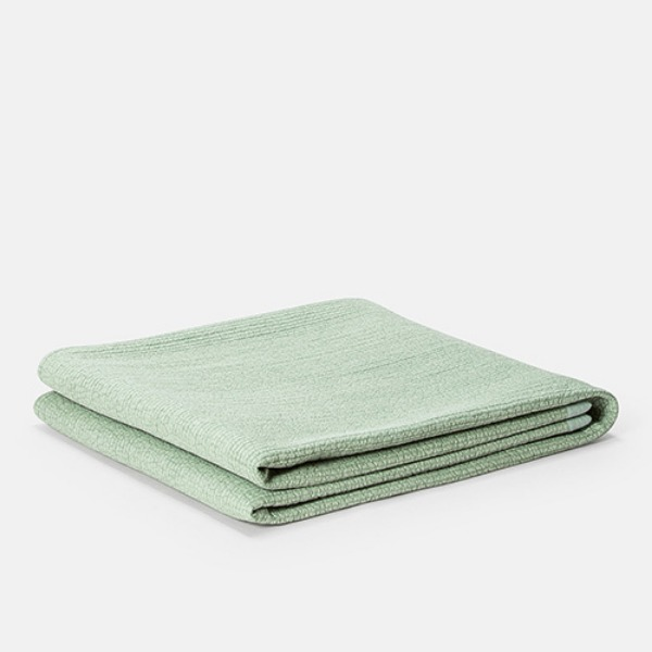 SAGE GREEN COTTON PAD - SAGE GREEN