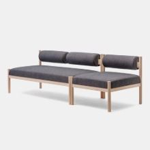 Chris L. Halstrøm - Modul Sofa (Dark Grey)
