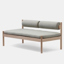 Chris L. Halstrøm - Modul Sofa (Light Grey)