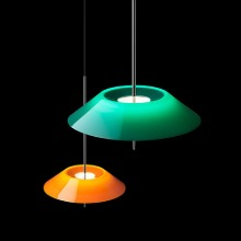 MAYFAIR 5520 PENDANT LAMP (ORANGE, GREEN)